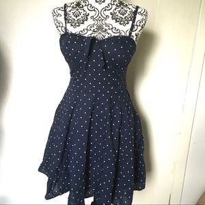 Jessica Simpson Sleeveless Fit & Flare Dress